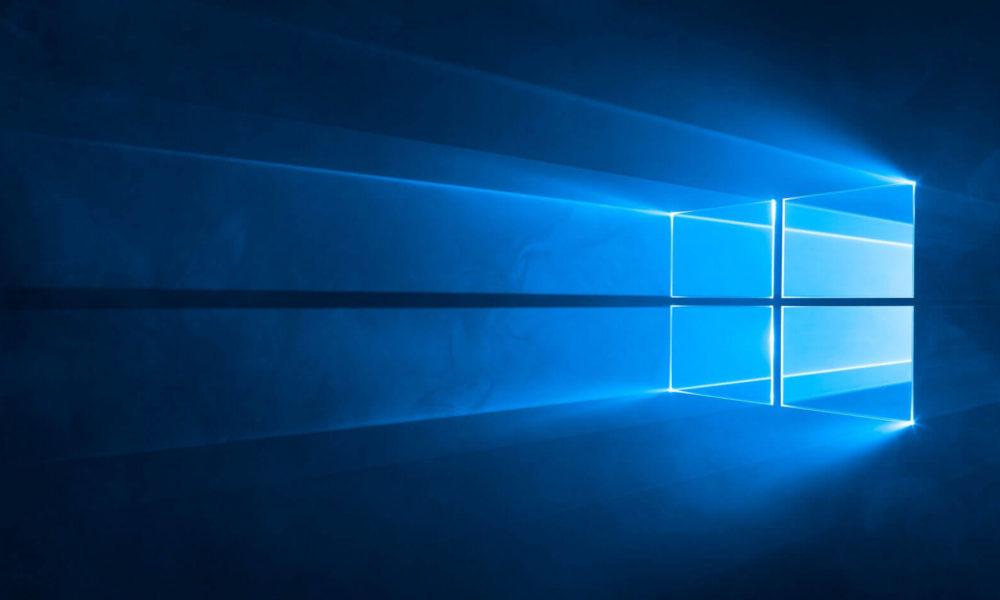 Il prouve que Windows 10 peut fonctionner avec seulement 192 Mo de RAM
