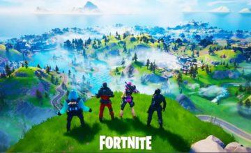 Fortnite arrivera sur PS5 et Xbox Series X au lancement des consoles