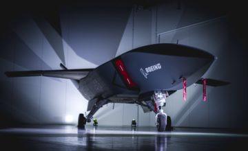 Boeing dévoile le premier prototype de son drone de combat
