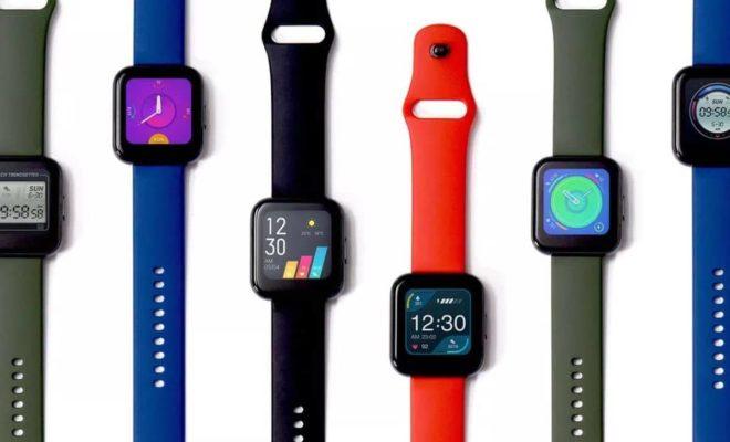 Realme annonce sa première smartwatch et smart TV