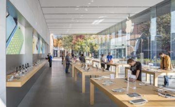 Apple dit qu'il pourrait rouvrir certains de ses magasins aux États-Unis ce mois-ci