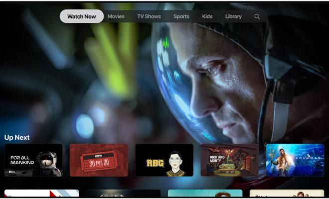 Apple renforce son catalogue Apple TV + pour concurrencer Netflix et Disney +