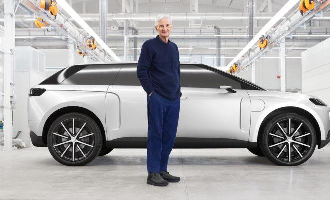 Dyson dévoile son SUV électrique 7 places qui ne sera jamais commercialisé