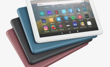 Amazon met à jour la tablette Fire HD 8 avec un processeur plus rapide et plus de stockage
