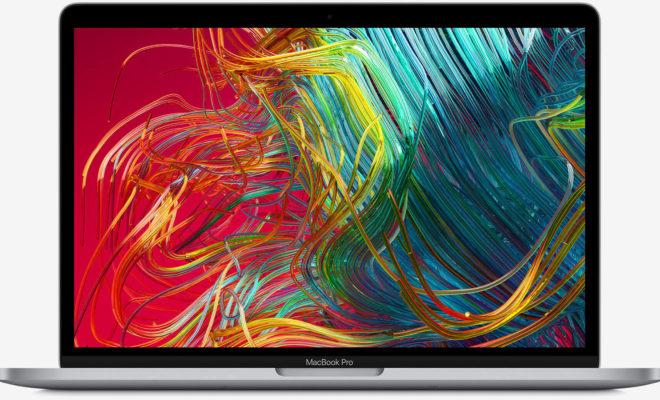 Apple annonce un MacBook Pro 13 pouces actualisé avec Magic Keyboard