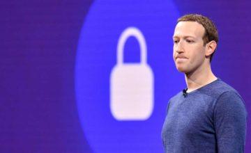 """Mark Zuckerberg """"inquiet"""" de l'influence de la Chine sur la régulation d'Internet"""