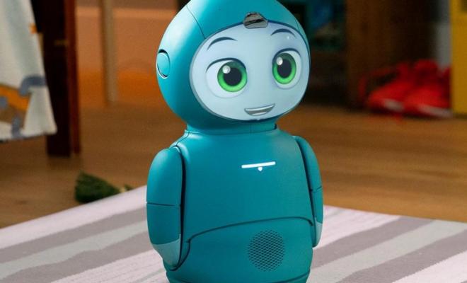 Moxie : un robot de 1 500 $ pour les enfants