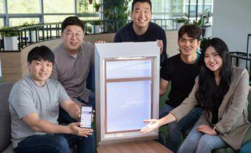 Samsung crée une fausse fenêtre qui génère de la lumière artificielle