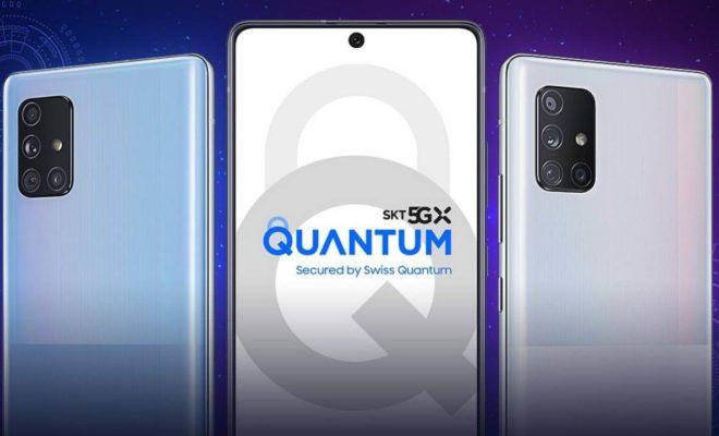 Samsung annonce le premier téléphone doté d'une sécurité quantique
