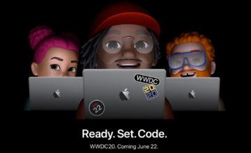 La WWDC virtuelle d'Apple débutera le 22 juin