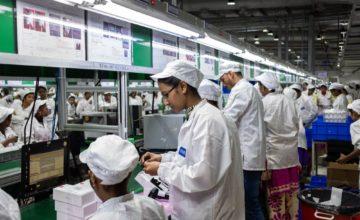 Apple a investi sans succès des millions de dollars pour remplacer le travail humain par des robots