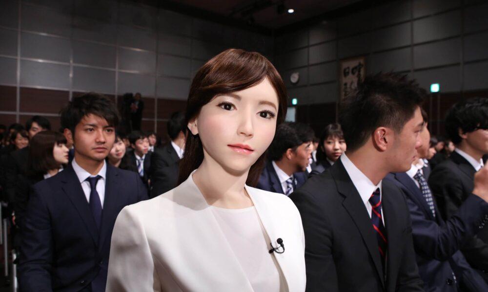 Erica, un robot IA, décroche le rôle principal dans un film de SF