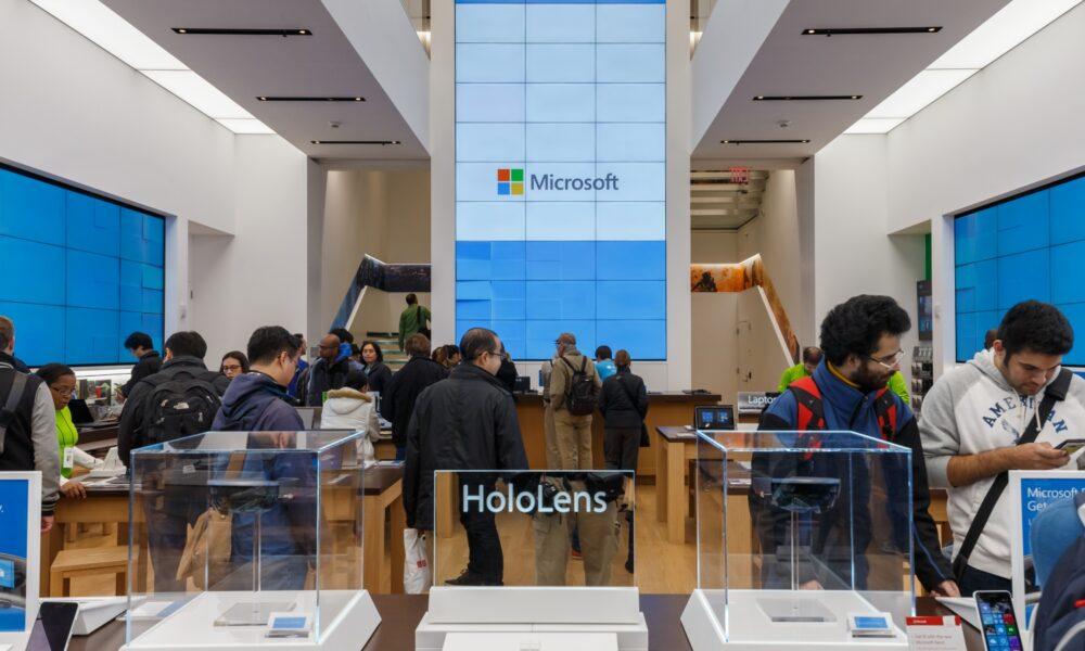 Microsoft va fermer l'ensemble de ses magasins dans le monde