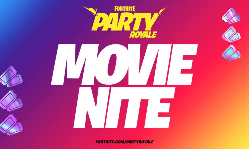 Fortnite : trois films de Christopher Nolan seront diffusés dans le jeu