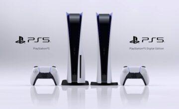 PlayStation 5 : Sony dévoile le design de la console