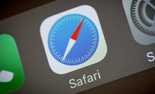 Safari va permettre de s'identifier avec Touch ID et Face ID au cours de cette année