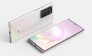 Le Galaxy Note 20 se contentera d'un écran 1080p/60Hz