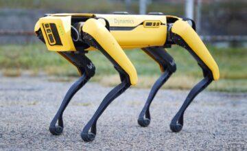 Boston Dynamics commence à vendre son robot Spot pour 74500 $