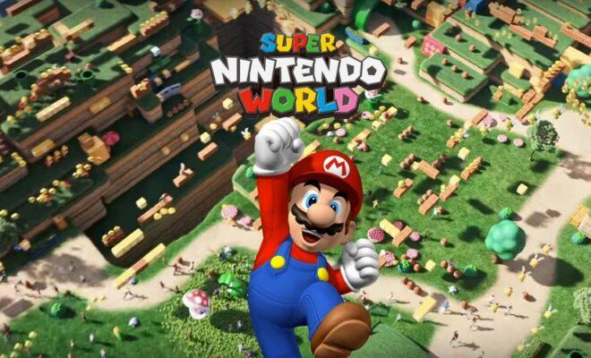 L'ouverture du parc Super Nintendo World Japan repoussée