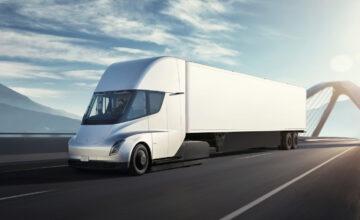 Tesla Semi : Le camion électrique prêt à entrer en production
