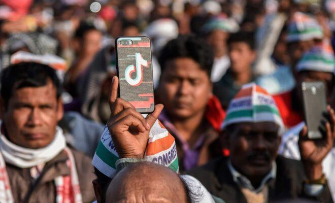 TikTok et 58 autres applications chinoises interdites en Inde