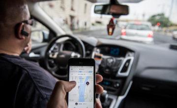 Uber lance une nouvelle offre de course avec arrêts multiples pour 50 dollars de l'heure
