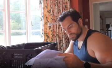 Henry Cavill (The Witcher, Superman) monte son nouveau PC gamer