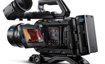 La nouvelle caméra numérique de Blackmagic peut enregistrer des images 12K à jusqu'à 60 i/s