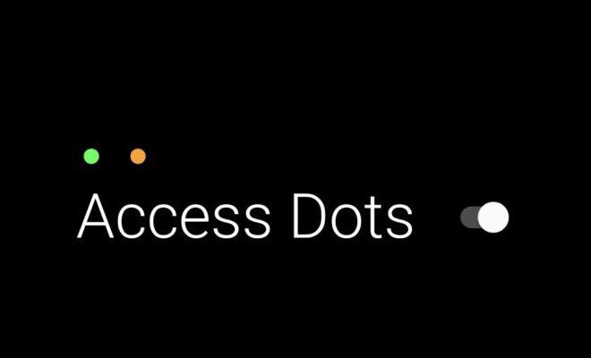 Cette application Android révèle les applications qui utilisent secrètement votre micro et votre appareil photo