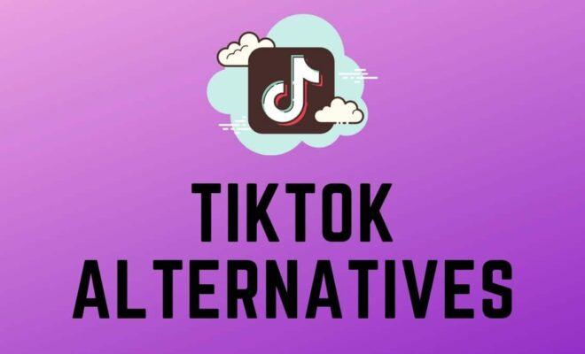 5 meilleures alternatives à TikTok en 2020