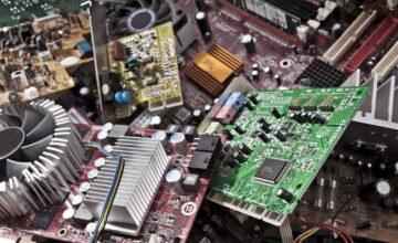 Une quantité record de déchets électroniques a été générée en 2019