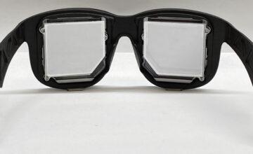 Facebook : un prototype de casque VR qui ressemble à des lunettes de soleil