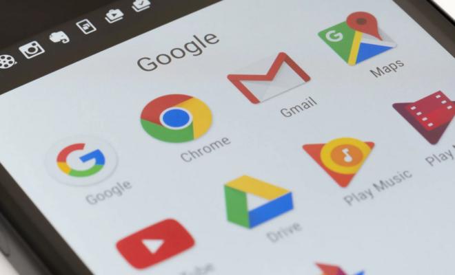 Google surveille l'utilisation des applications Android concurrentes