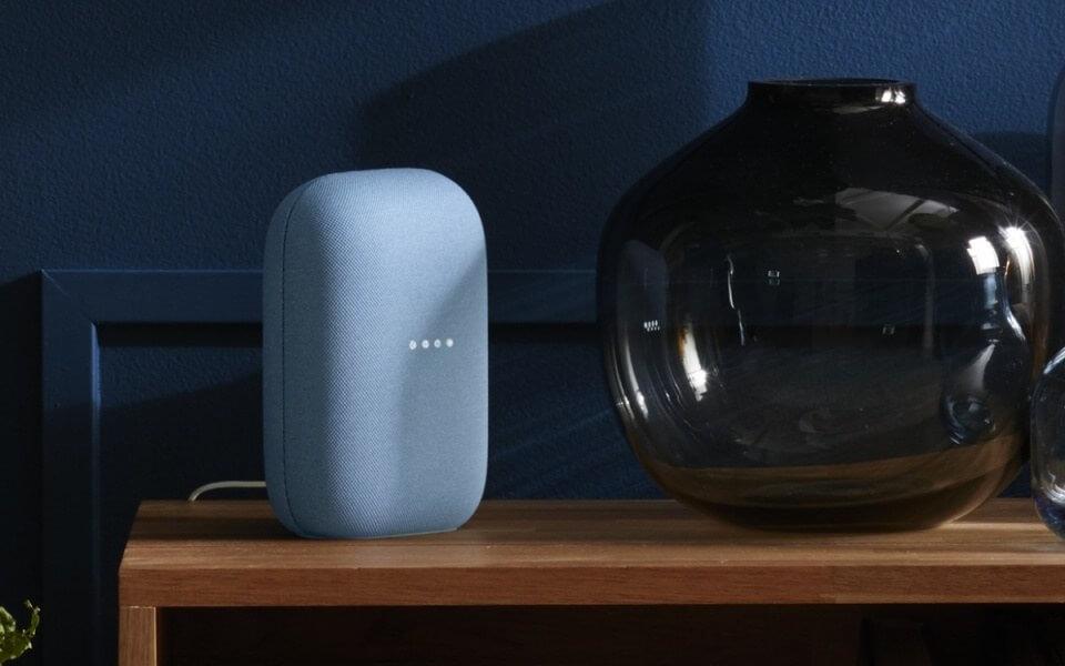Google dévoile sa nouvelle enceinte connectée Nest
