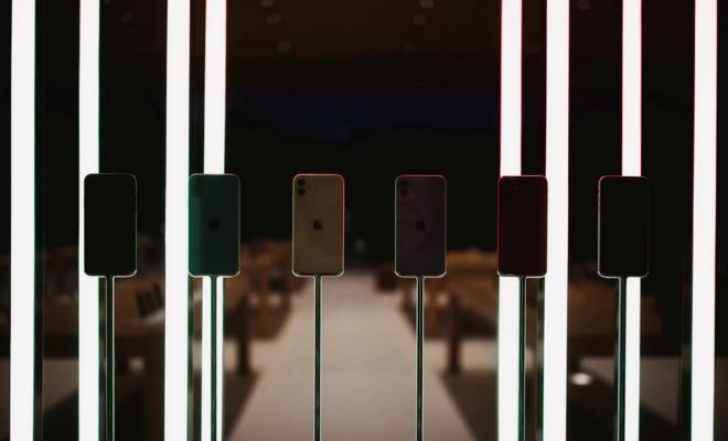 Apple fabrique maintenant l'iPhone 11 en Inde
