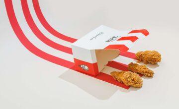 KFC veut tester la fabrication de nuggets imprimés en 3D