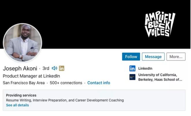 Linkedin s'équipe d'une option pour dire aux gens comment prononcer votre nom