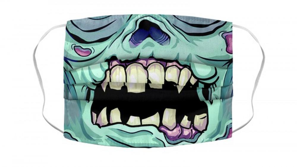 Masques de Protection Zombies