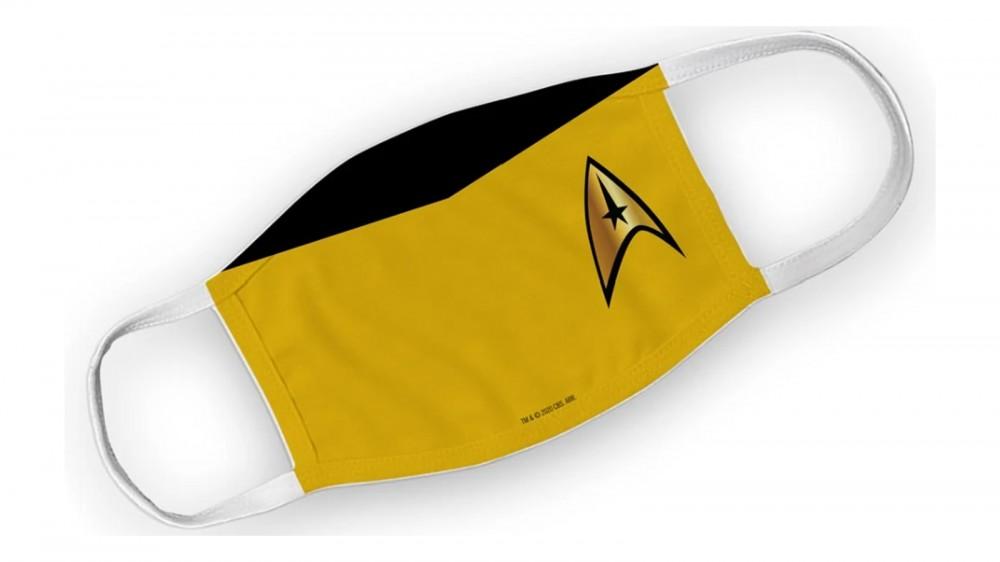 Masques de Protection Geek star trek