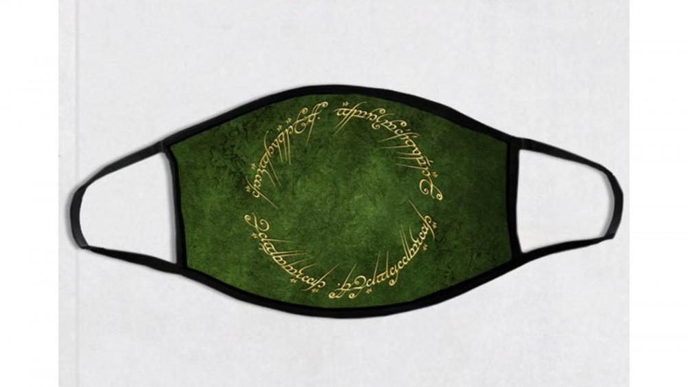 Masques de Protection Geek seigneur des anneaux