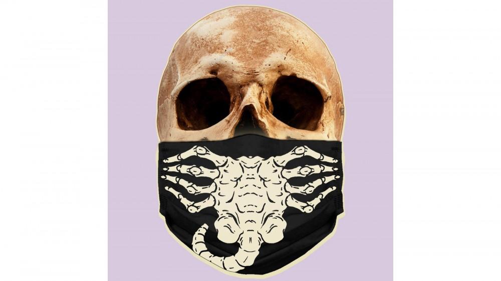 Masques de Protection Geek Alien Prédator