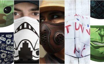 Masques de Protection Geek : se protéger avec style !