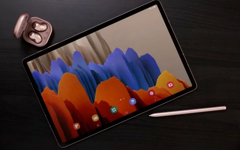 Galaxy Tab S7 et Galaxy Tab S7+