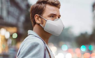 LG annonce u masque purificateur d'air alimenté par batterie