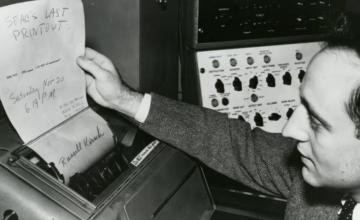 Russell Kirsch, l'homme qui a inventé le pixel, est mort à l'âge de 91 ans