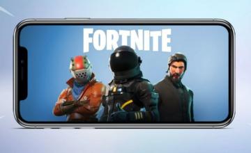 Fortnite : des iPhone avec le jeu installé à prix d'or sur eBay !