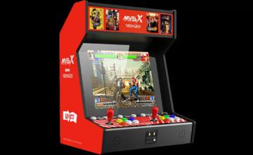 SNK annonce une borne d'arcade Neo Geo avec 50 jeux préchargés