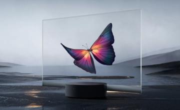 Xiaomi présente un téléviseur OLED transparent pour son 10e anniversaire
