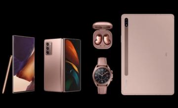 Galaxy Note 20, Z Fold 2, Buds Live, les nouveaux produits présentés par Samsung