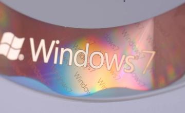 Windows 7 toujours présent sur près d'un quart des appareils